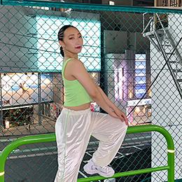 注目の期待若手ダンサー KAORI カオリ